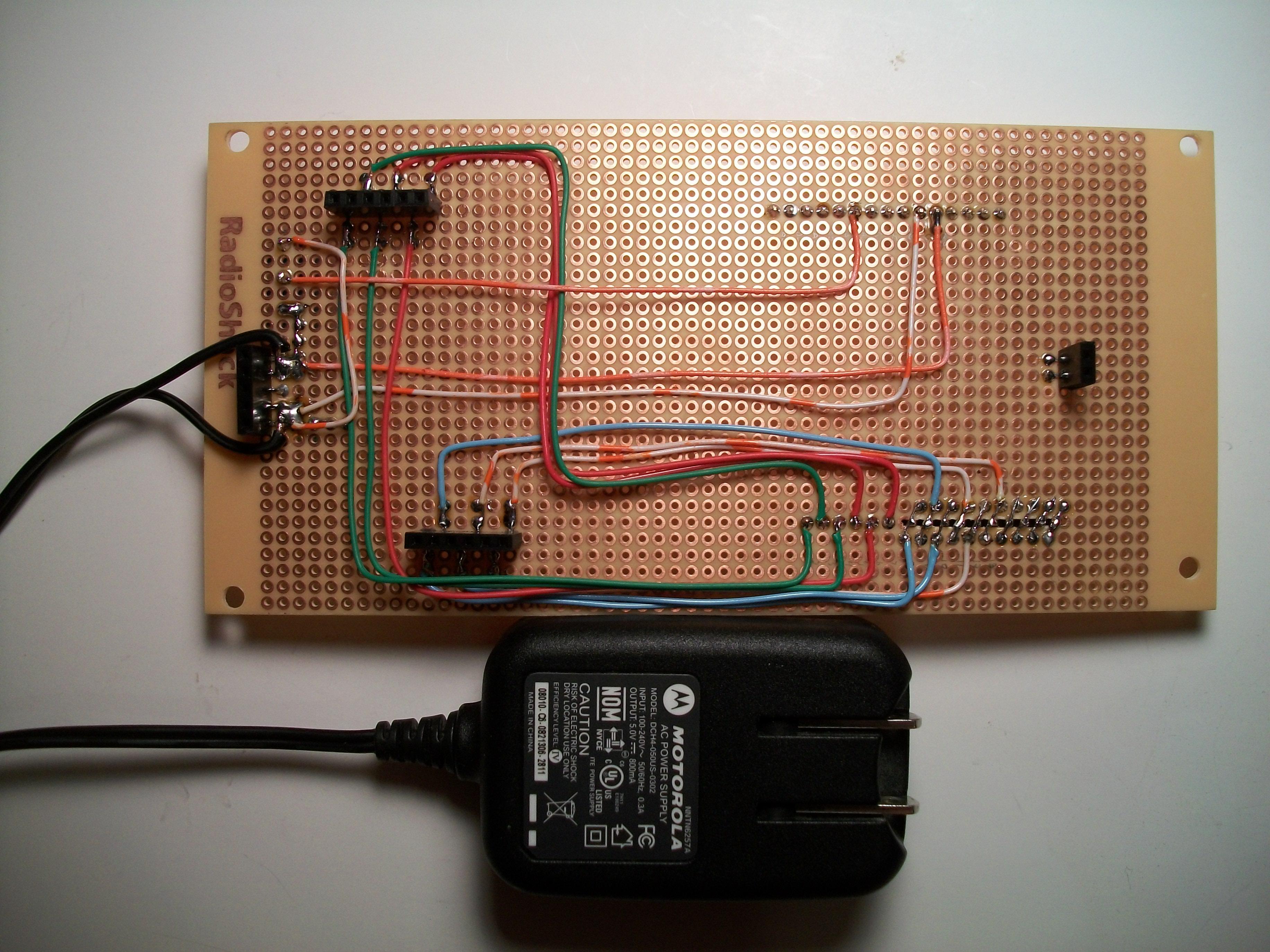 Picture of Arduino Board