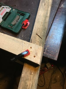 Assembling Leg Pieces Part 1
