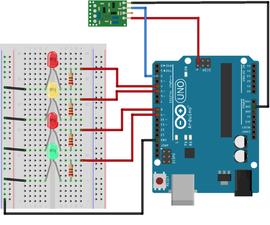 RF Joystick for Arduino