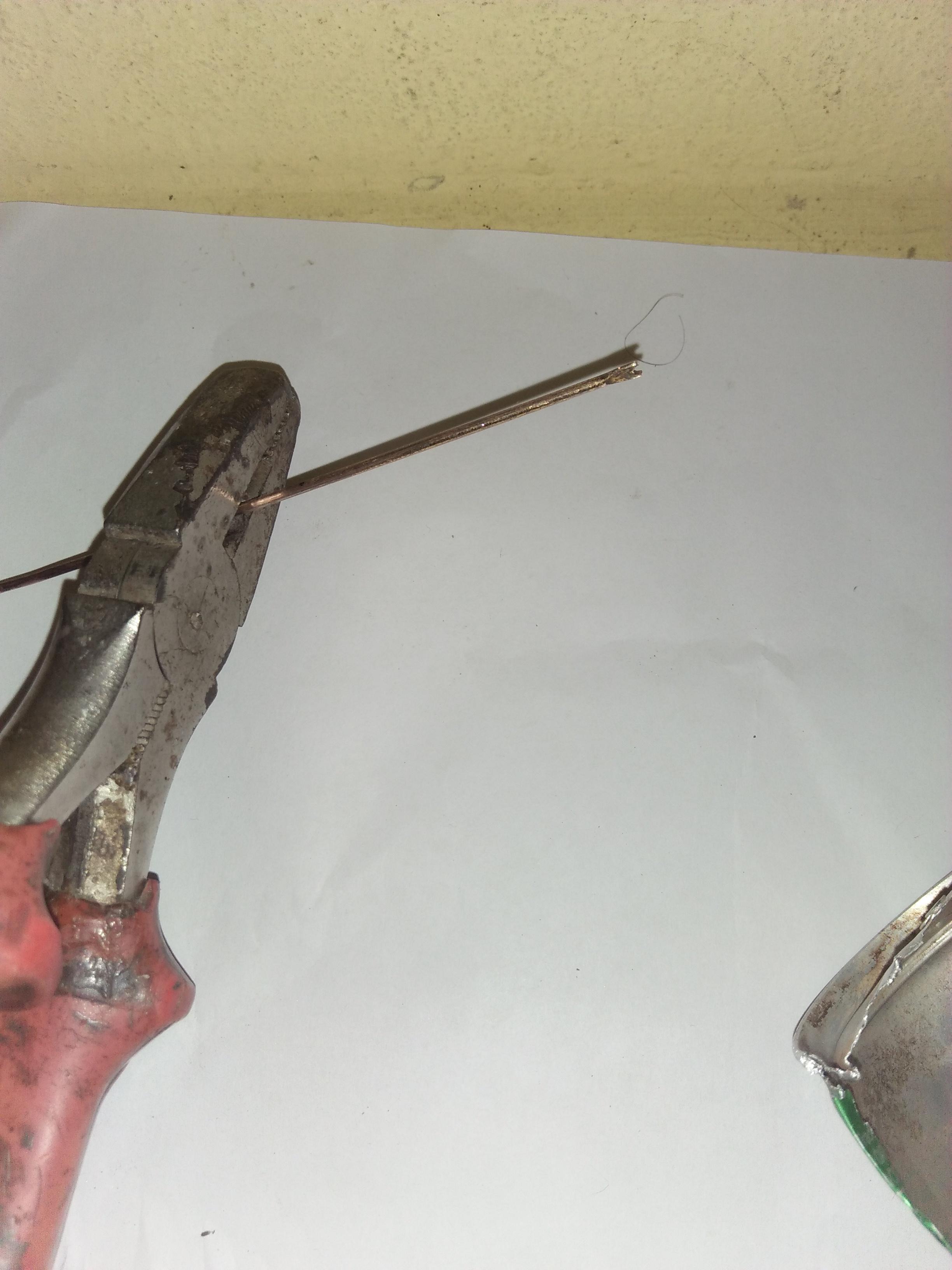Picture of Cut Aluminum Wire