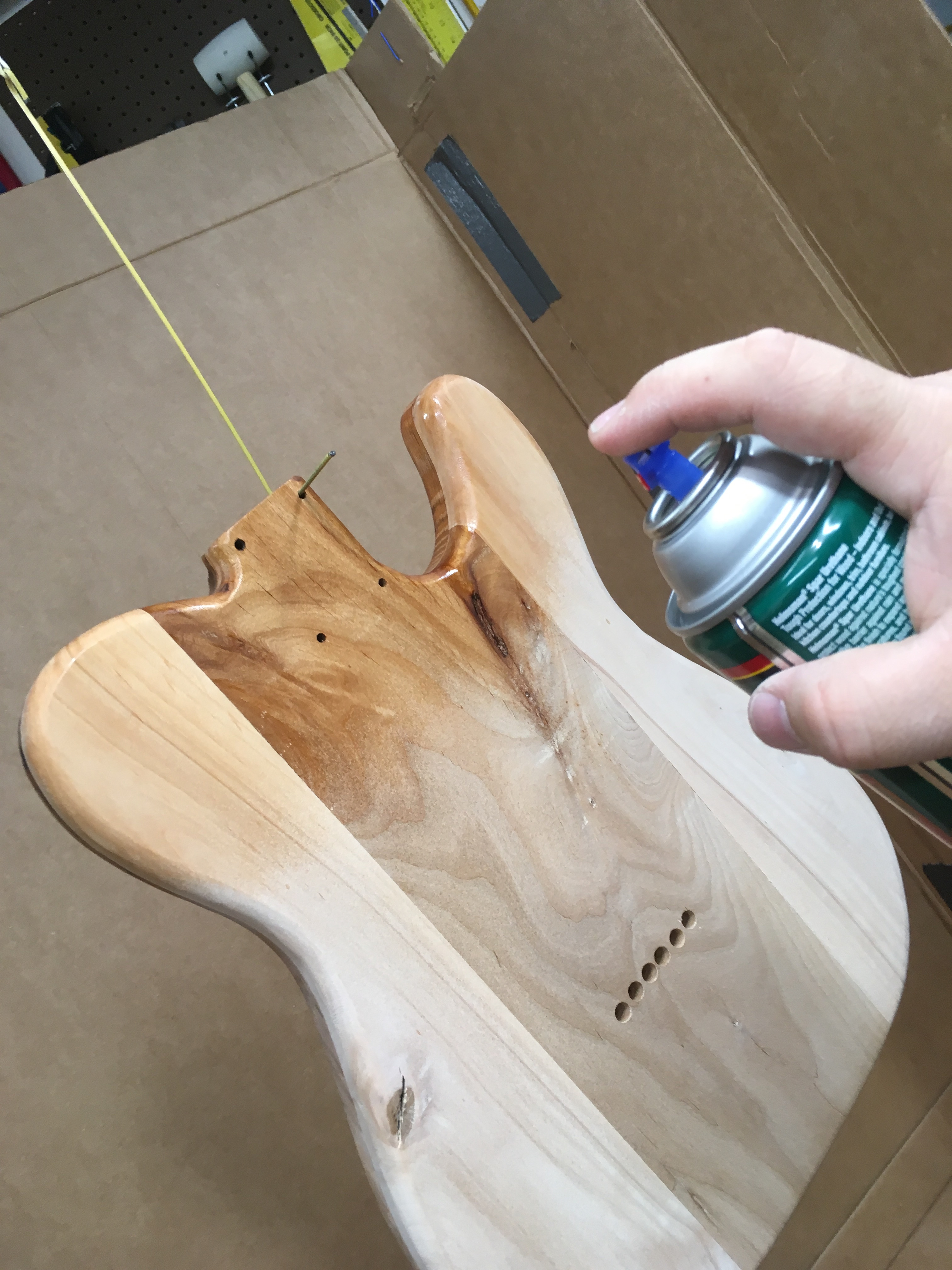 Picture of Finish & Varnish
