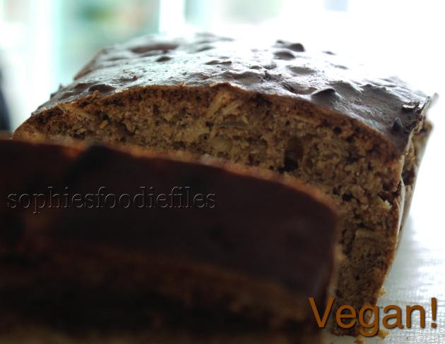 Picture of Vegan Buttermilk Fresh Fig Cake!