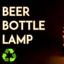 DIY Beer Bottle Lamp