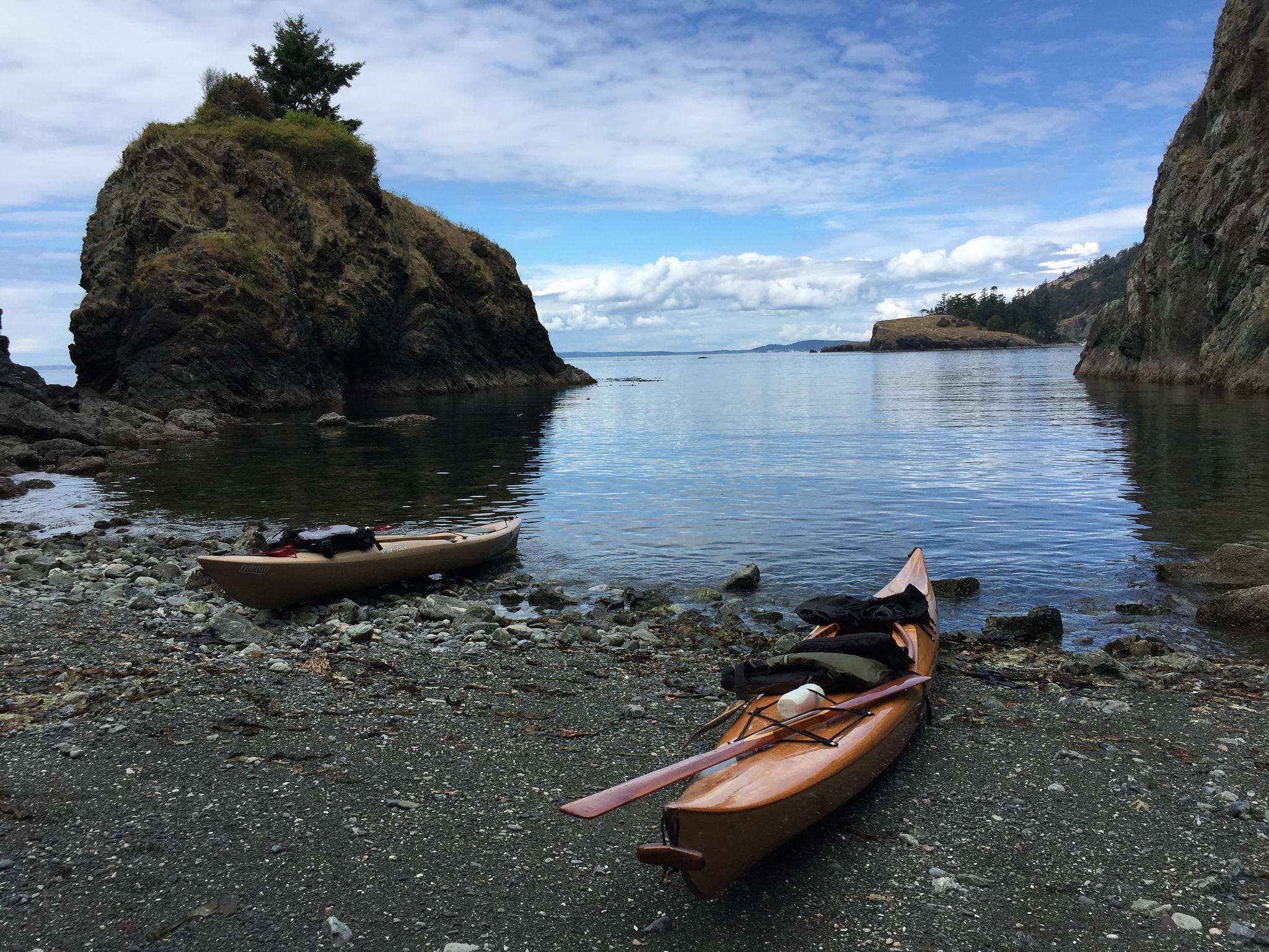 Picture of Cedar Strip Kayak