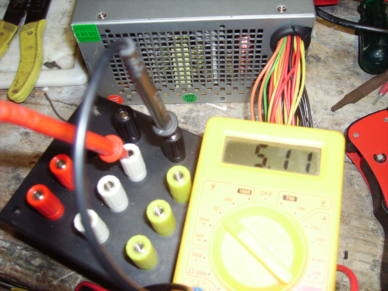 Picture of How to Hack a Computer Atx Power Supply