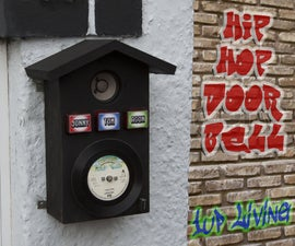 The Hip Hop Door Bell