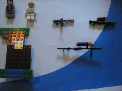 Three Awesome Lego Weapons