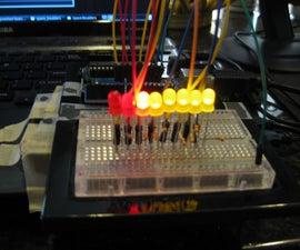 Visual Computer Stress Meter- Arduino