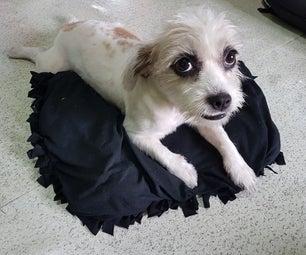 No Fuss - No Sew Dog Bed