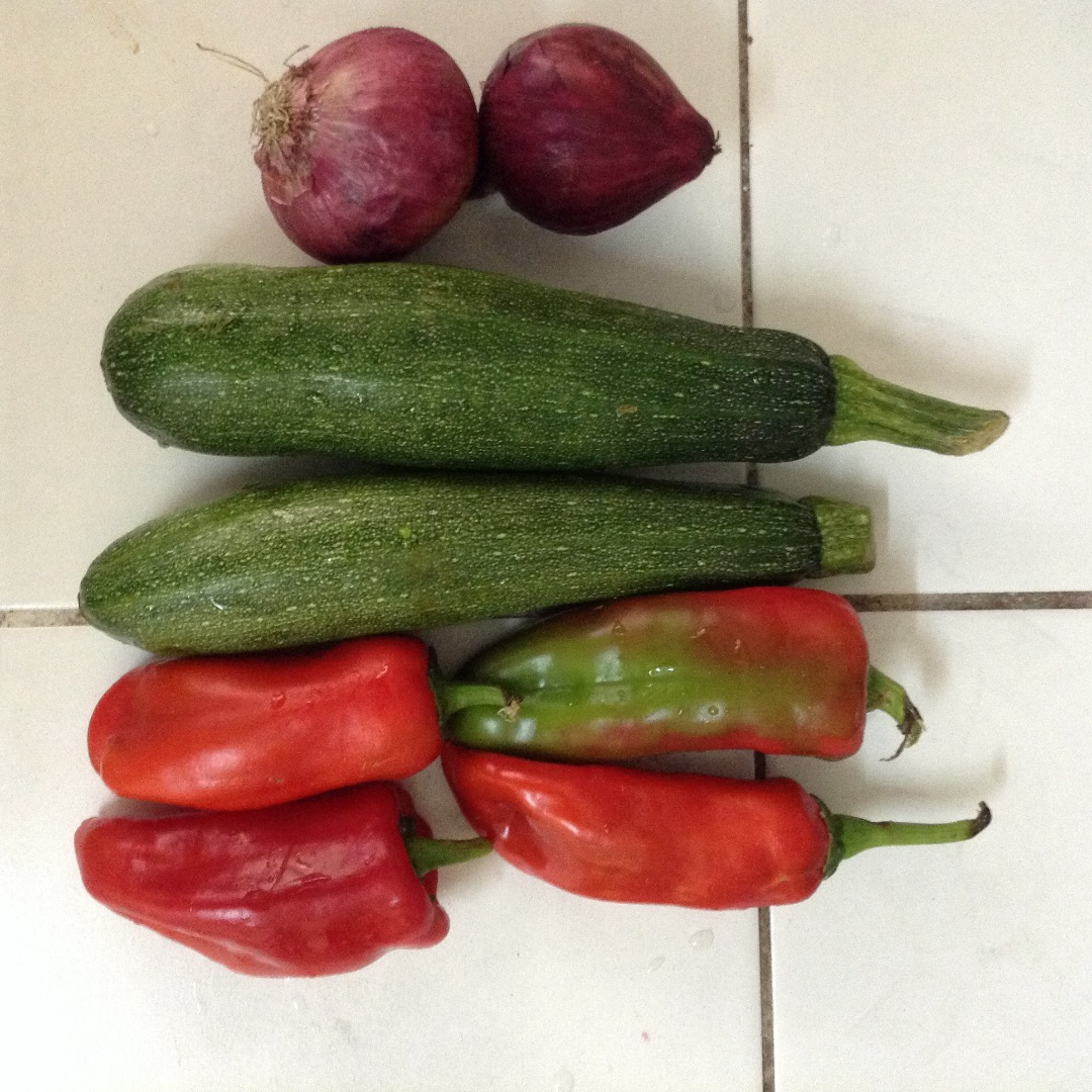 Picture of Grilled Vegetables