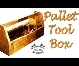 Pallet Toolbox (and simple metal etching)