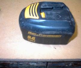 Replace/Upgrade/Repair Power Tool Batteries - SAVE 50% or More!