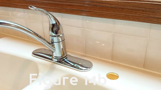 Set the New Faucet