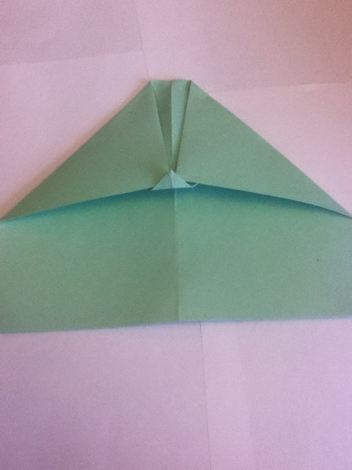 Picture of Step 5: Fold Up Point
