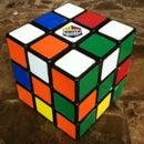 Rubik's Cube 3x3 Superflip