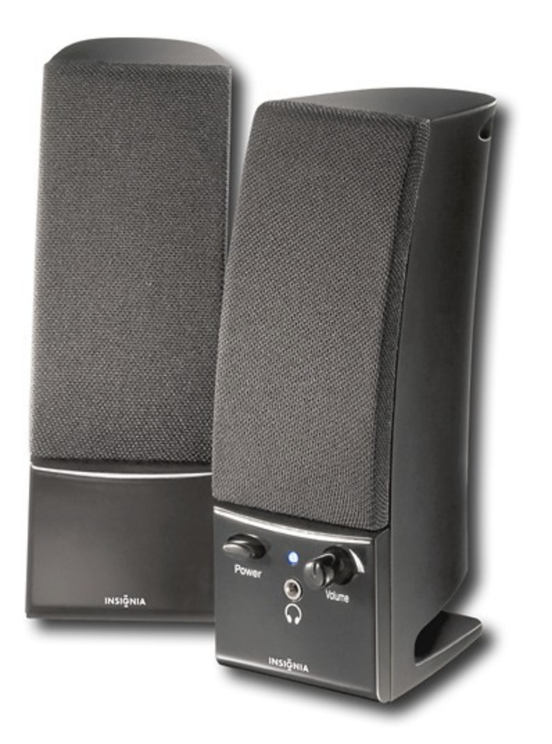 Picture of External Devices: Speaker
