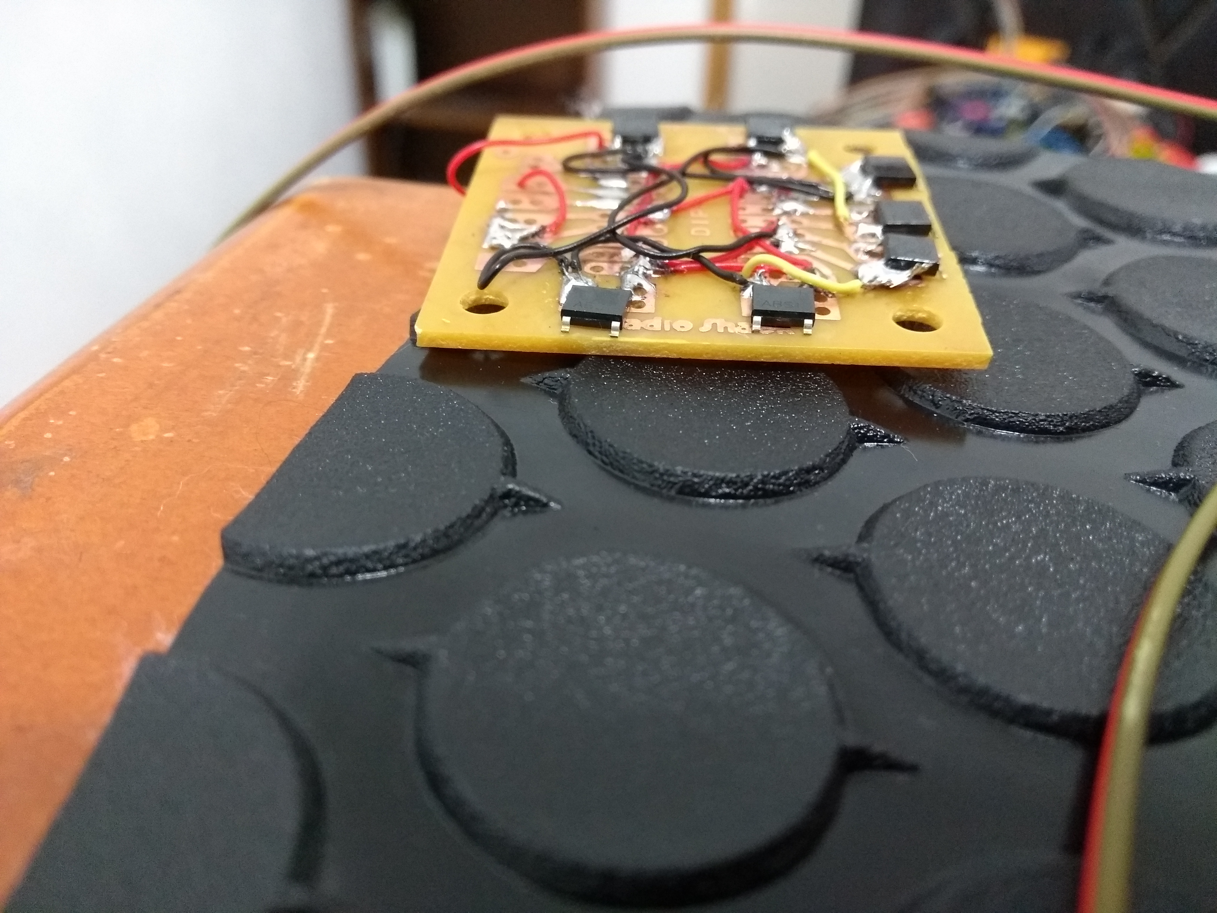 Picture of Base Circuit