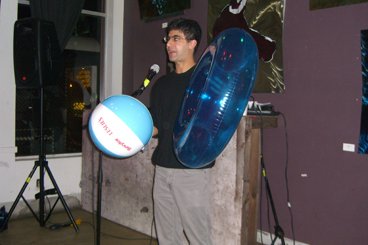 Picture of Ask a Scientist Special Event: Phat Tuesday Physics Circus