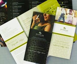 Creating a Brochure Using Microsoft Office
