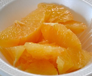 How To: Quick and Easy Way of Cutting a Grapefruit