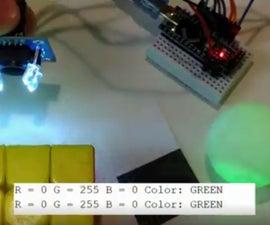 Arduino Color Recognition