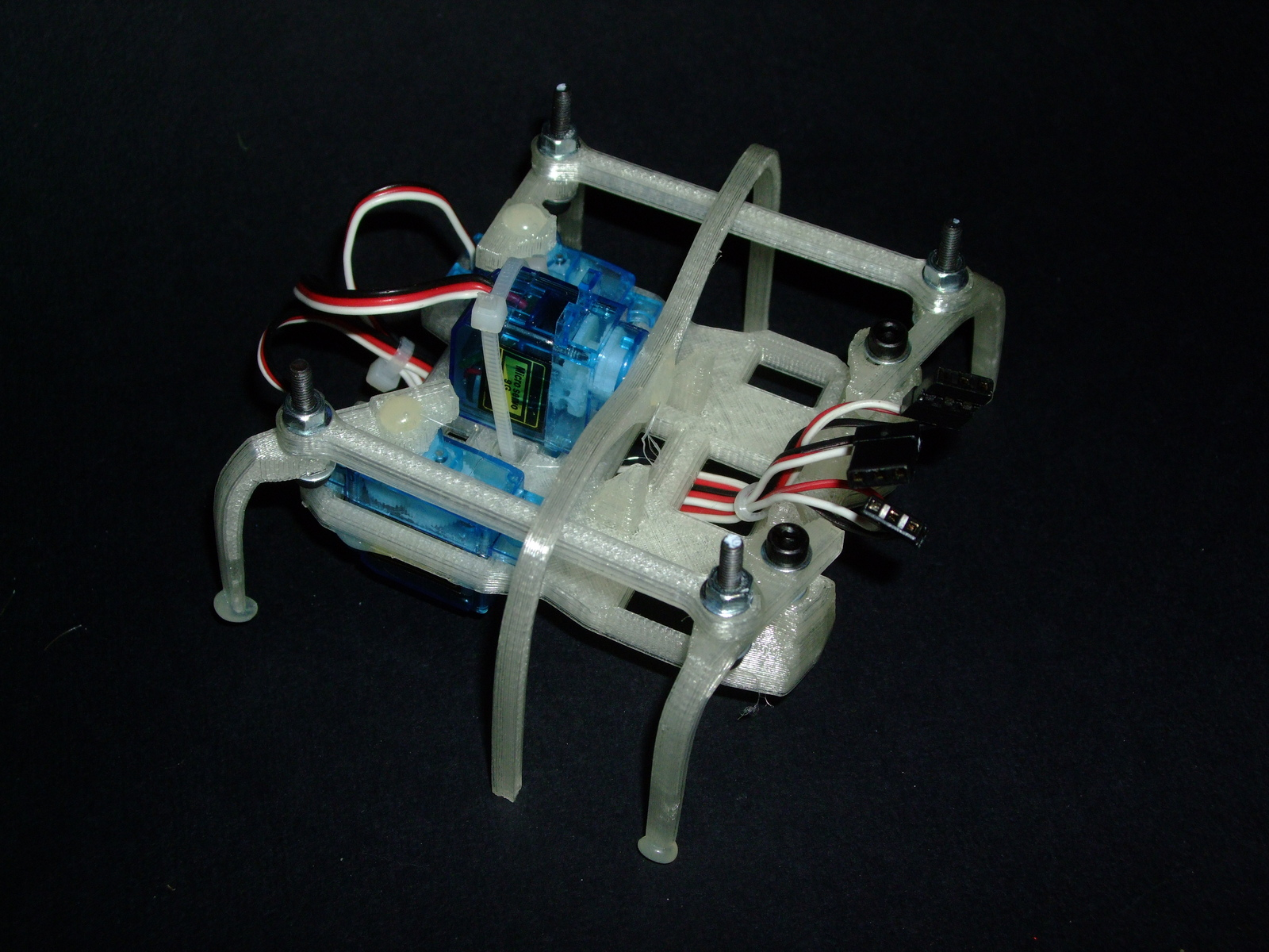 Picture of Build the Hexapod