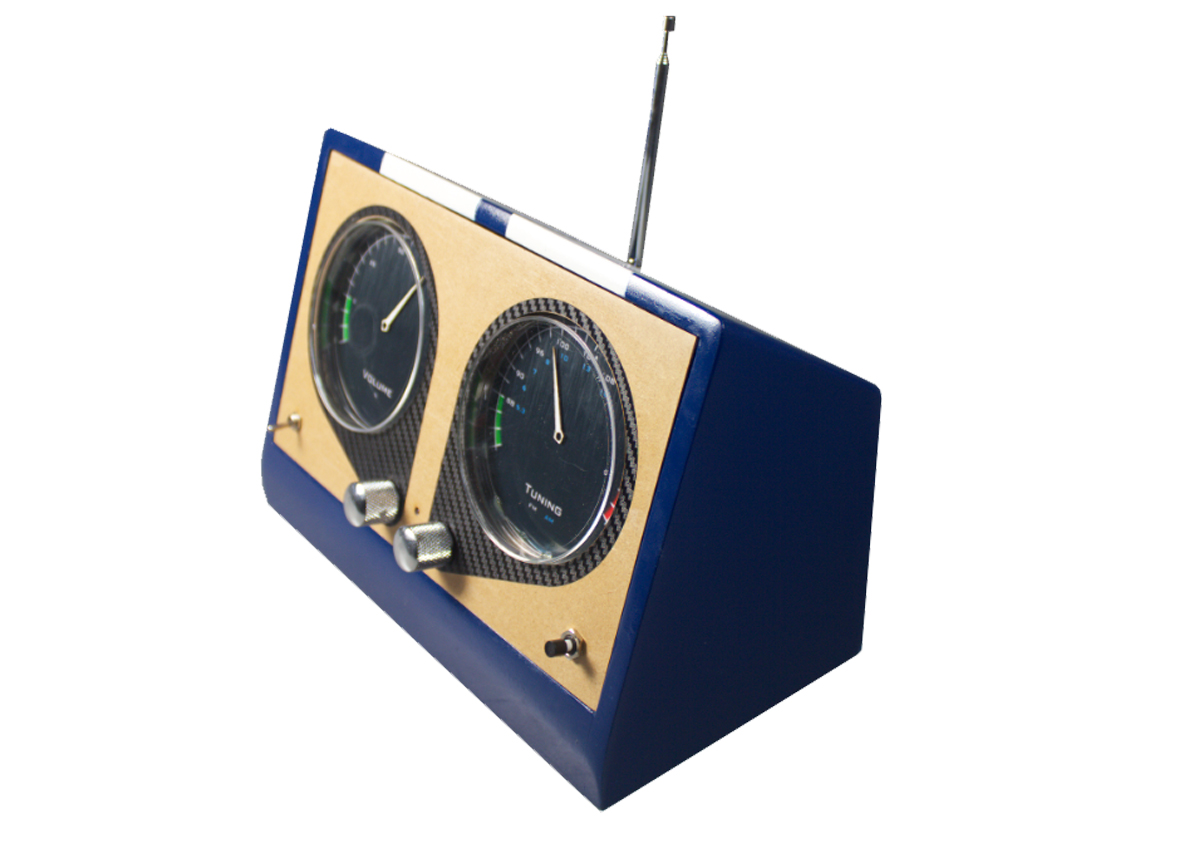 Picture of GTO Radio : Hacking a Radio for Nostalgic Motorists