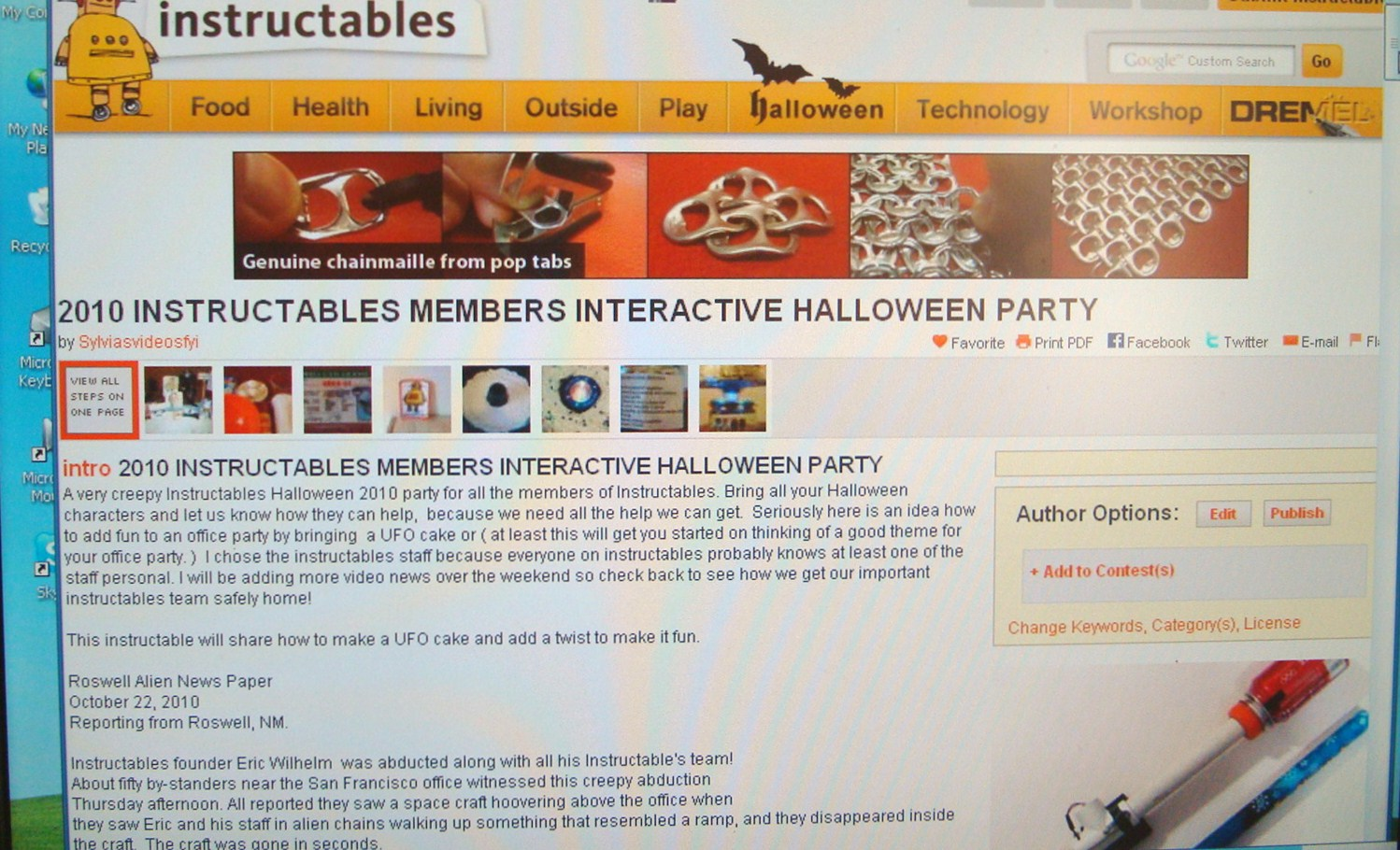 Picture of SET UP AN INTERACTIVE WEBPAGE.