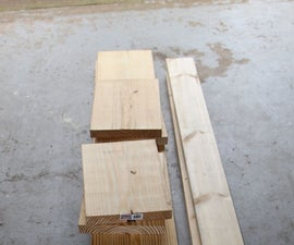 Sturdy Bench Seat Without Cutting a Single Board