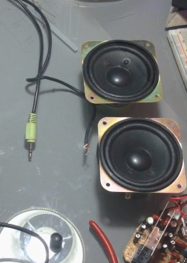 Picture of Taking Out the Electronics From the Amplifier