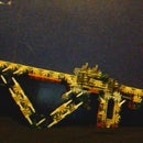 Knex Assault Rifle - The KRMA3-A2