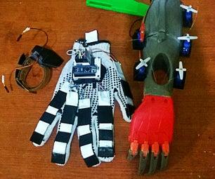 Automatic Prosthetic Arm