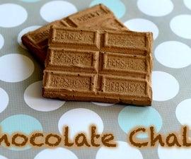 DIY Chocolate Chalk