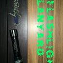 flashlight lanyard
