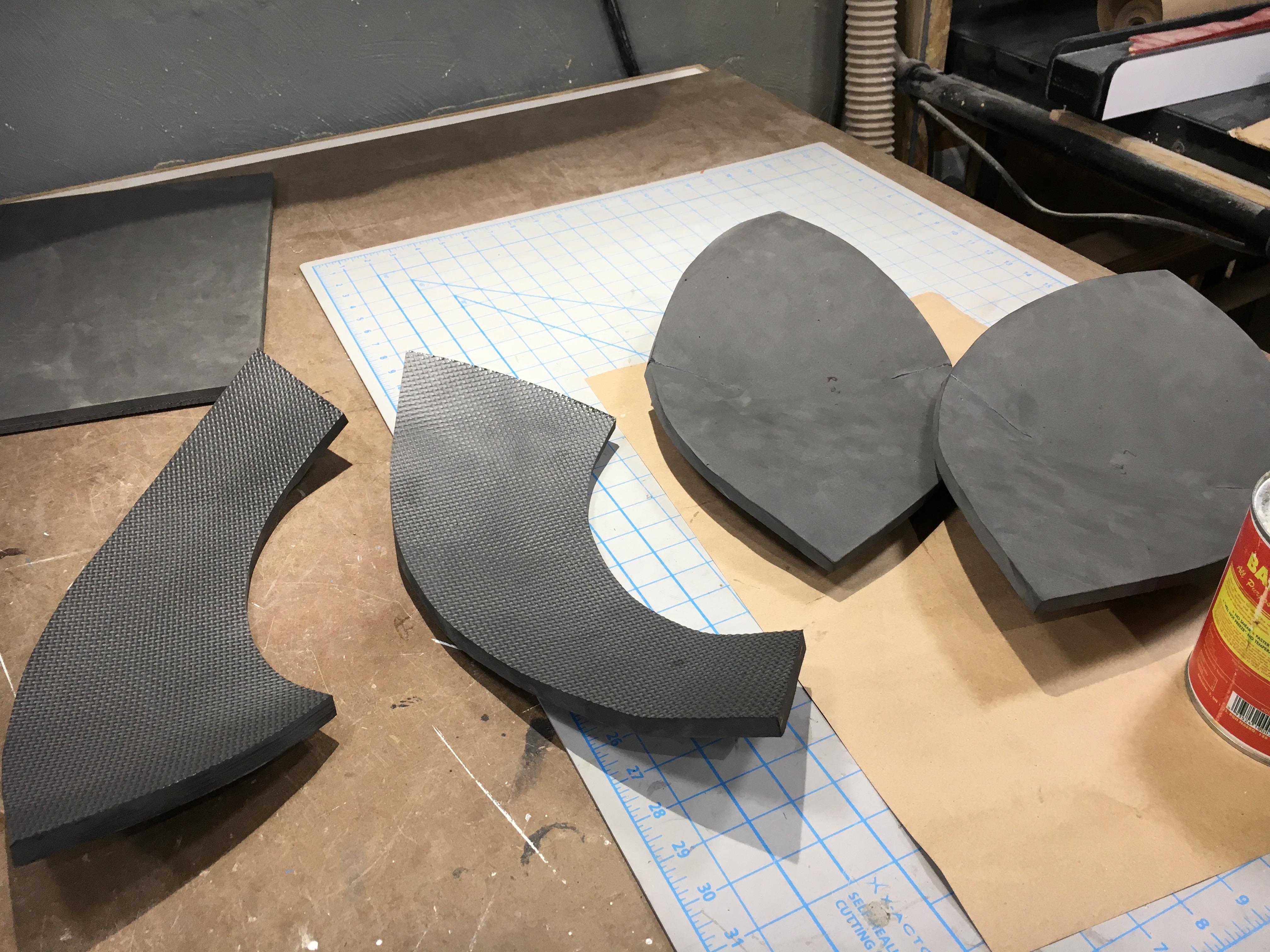 Picture of The Head - Foam Shape