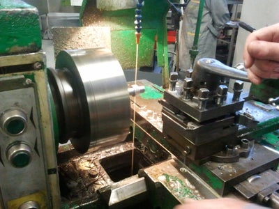 Machining Mechanical Components - Linear Shafts