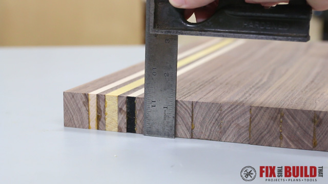 Picture of Surface the Board and Cut to Size