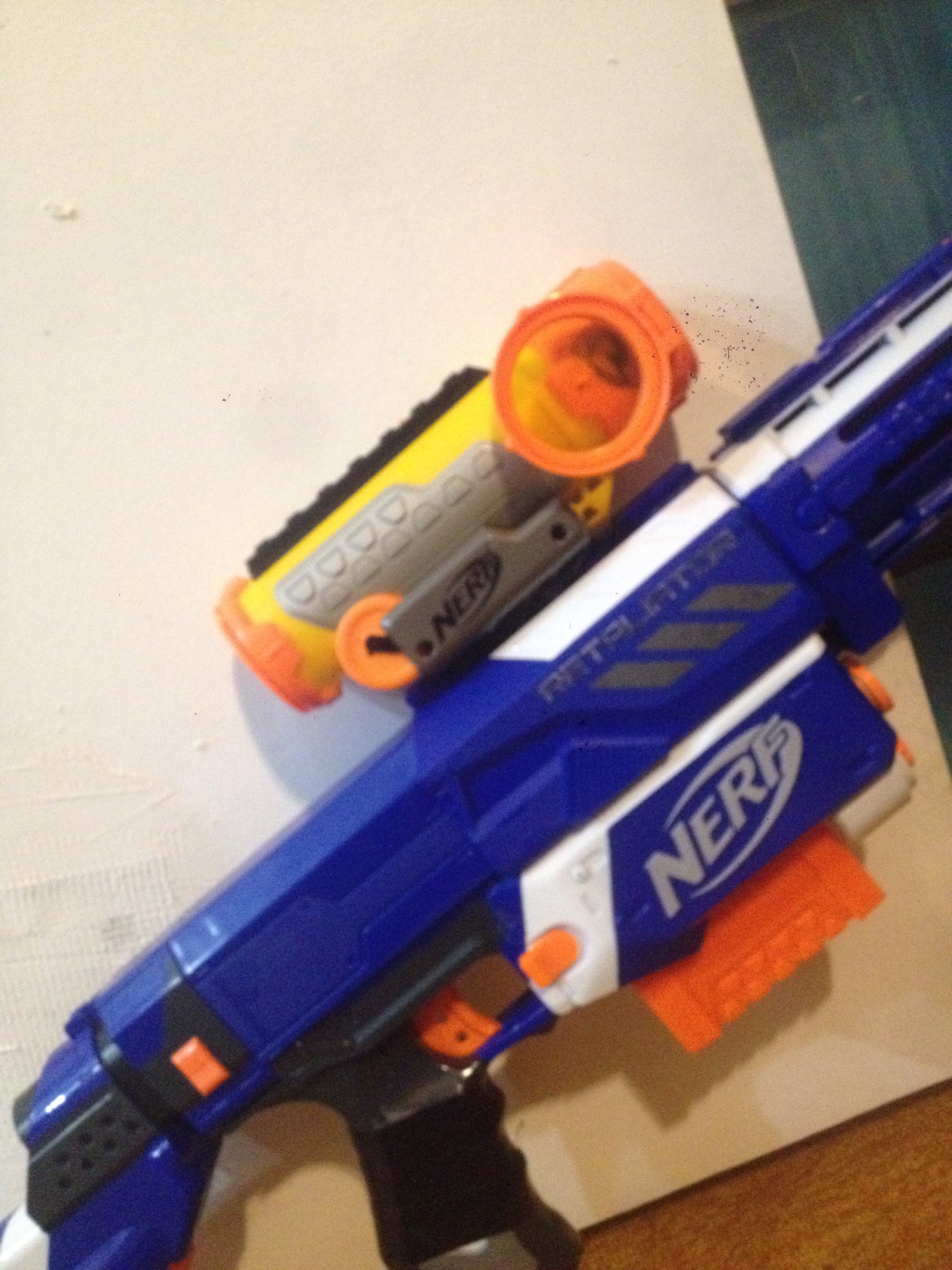 Picture of Making a Nerf Scope Usable