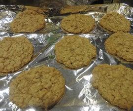 Oatmeal Cookies   #Hercules2016
