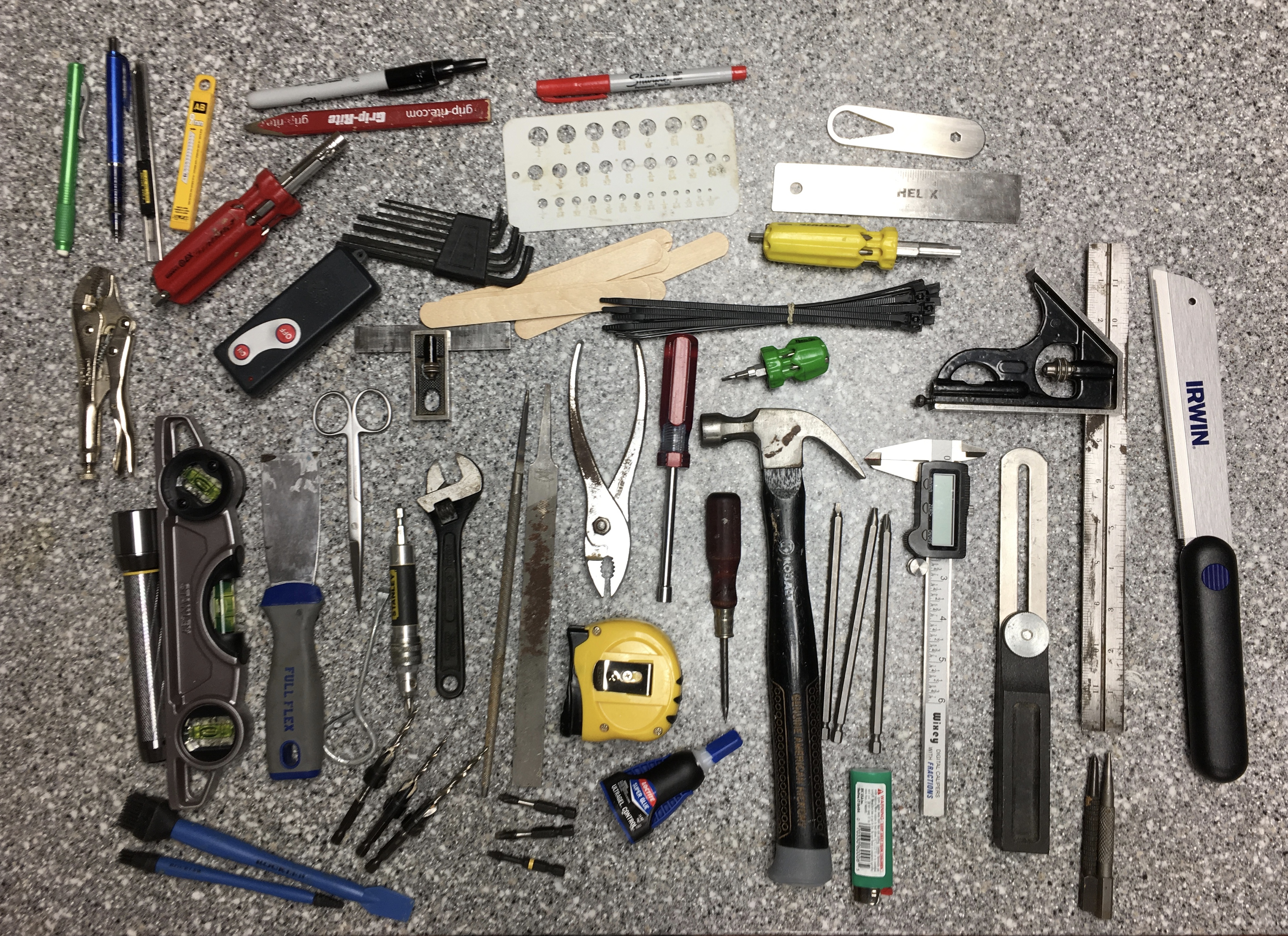 Picture of Gather Up Your Tools