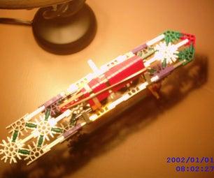 Knex Sword : Typhoon Blade