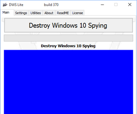 How To Disable Data Collection In Windows10 - Win10 AntiSpy