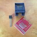 1-wire temperature sensor RJ45 adaptor