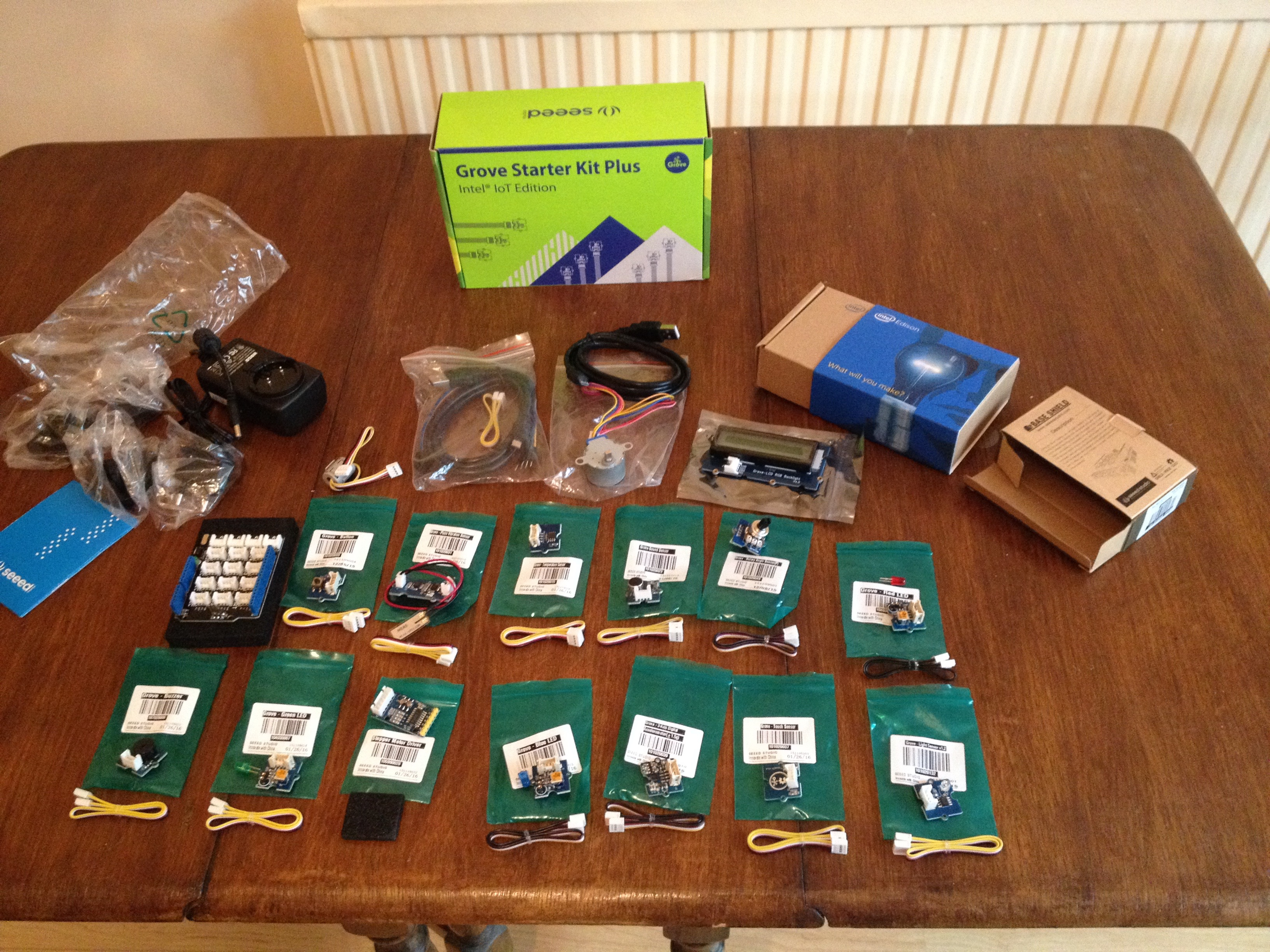 Picture of Unboxing