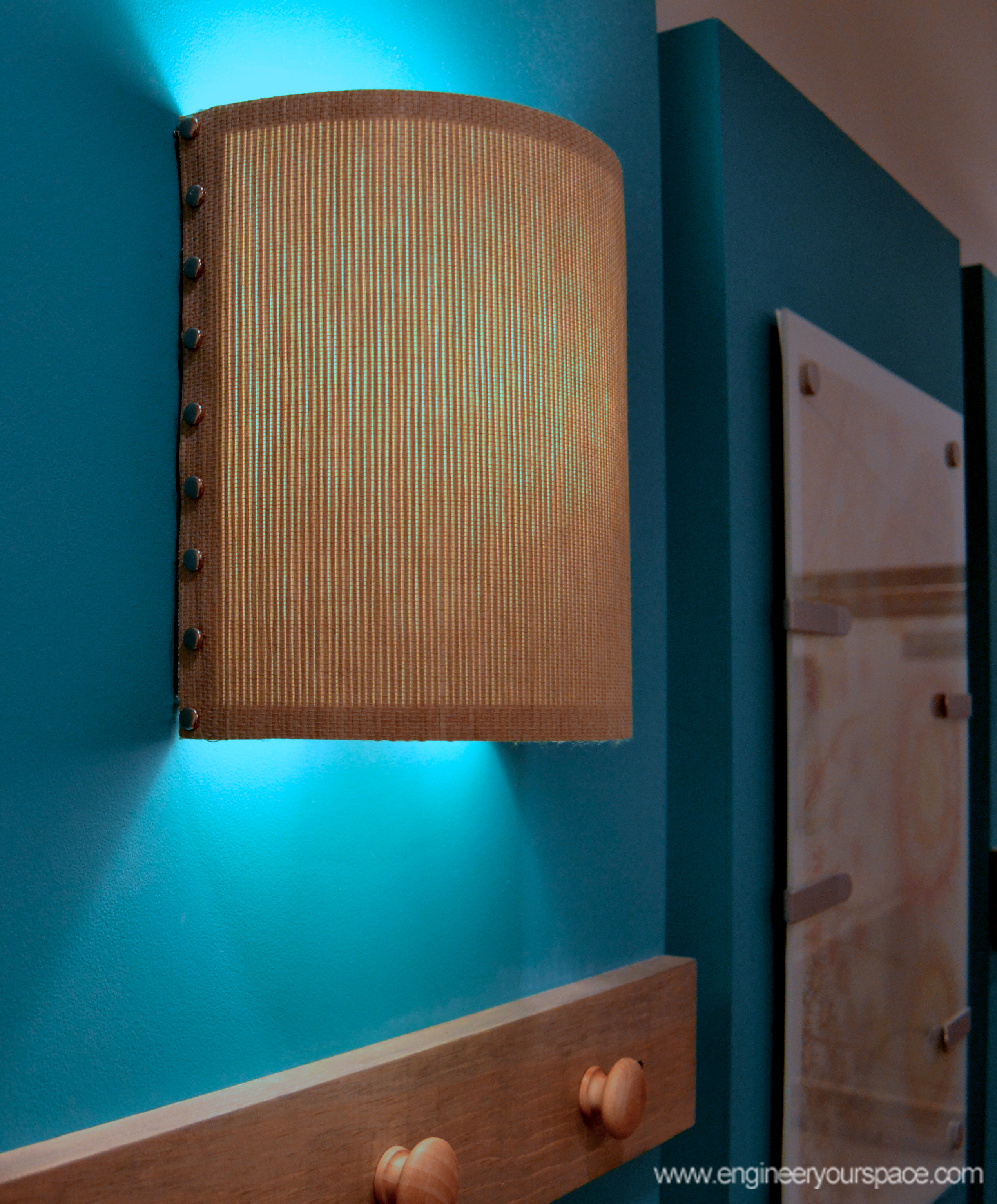 Picture of How to Make a Wall Lamp (sconce)