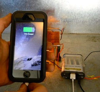Recycled Energy - $7.50 Generator! - ThermoElectric Generator