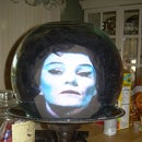 DIY Madame Leota Crystal Ball