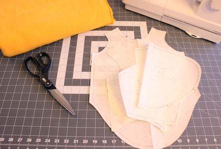 Sewing Jakes Costume