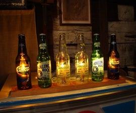 Beer Bottle Color Organ