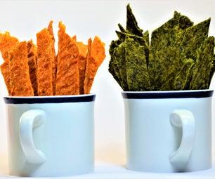 Easy Cheesy Corn Chips